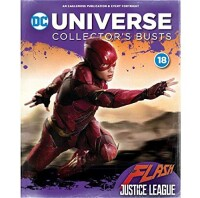 DC Universe Bust  Collection Magazin 18: The Flash