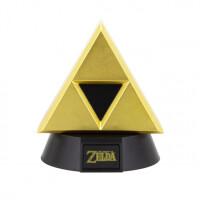 Legend of Zelda Lampe Nachtlicht Triforce 3D Light (Gold...