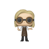 Doctor Who POP! PVC-Sammelfigur - 13th Doctor with...