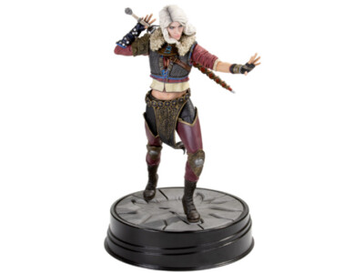 Witcher 3 PVC-Statue - Ciri (Version 2)