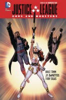 Justice League Gods and Monsters HC (J. M. DeMatteis,...
