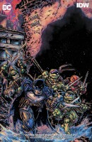 Batman / Teenage Mutant Ninja Turtles III 3 (of 6)...
