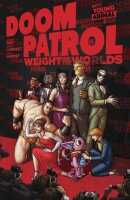 Doom Patrol Weight of the Worlds 2