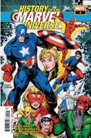 History of Marvel Universe 2 (of 6)