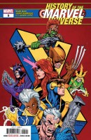 History of Marvel Universe 5 (of 6)
