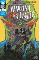 Martian Manhunter 10 (Vol. 5) (of 12)