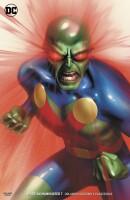 Martian Manhunter 7 (Vol. 5) Variant Cover