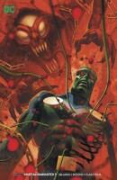 Martian Manhunter 9 (Vol. 5) Variant Cover