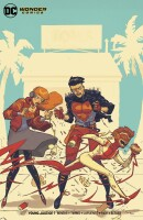 Young Justice 7 (Vol. 3) Variant (Riley Rossmo)