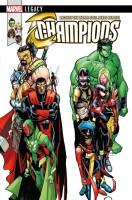 Marvel Legacy Paperback: Avengers/Champions