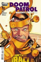 Doom Patrol Weight of the Worlds 1 Variant