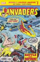 True Believers: Invaders 1 - Battle over Britain