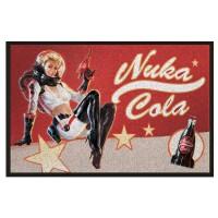 Fallout Fußmatte Nuka Cola