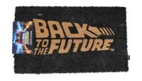 Back to the Future Fußmatte Logo