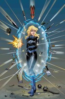 Invisible Woman 2 (of 5) Variant (Amanda Conner)