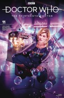 Doctor Who 13th Doctor 11 Cover B (Photo)