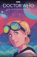 Doctor Who 13th Doctor 11 Cover A (Giorgia Sposito)