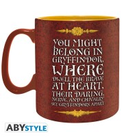 Harry Potter Keramiktasse - Gryffindor (460 ml)