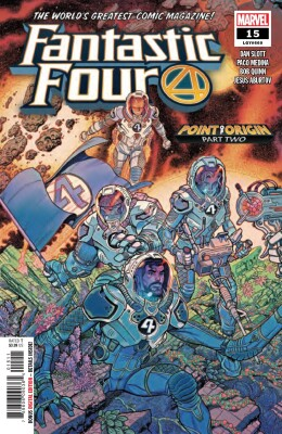 Fantastic Four 15 (Vol. 6)