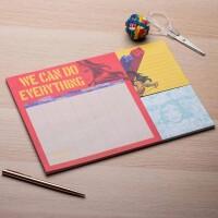 Wonder Woman Schreibtischunterlage Weekly Planner A4
