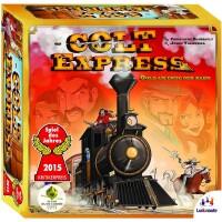 Colt Express: Gold am Ende der Bahn - Grundspiel