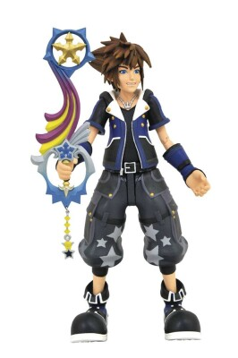 Kingdom Hearts Select Actionfigur: Wisdom Form Toy Story Sora