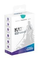KATANA Sleeves Standard Size Turquoise (100)