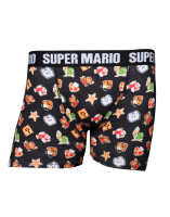 Super Mario Boxershorts - Super Mario Charaktere