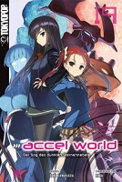 Accel World, Novel Band 19 (Reki Kawahara, Hima)