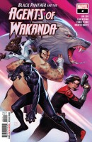 Black Panther And Agents Of Wakanda 2 (Vol. 1)