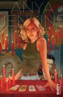 Buffy the Vampire Slayer 8 Cover B (Kevin Wada)