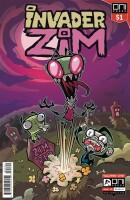 Invader Zim 1 (One Dollar Edition)