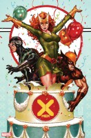 X-Men 1 (Vol. 5) Party Variant (Mark Brooks)