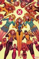 X-Men 1 (Vol. 5) Variant (Russell Dauterman) 1:50