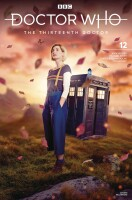 Doctor Who 13th Doctor 12 Cover B (Photo)