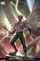 Hawkman 16 (Vol. 5) Variant (In-Hyuk Lee)