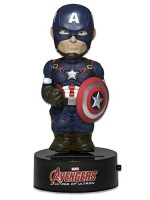 Avengers Age of Ultron Body Knocker Wackelfigur - Captain...