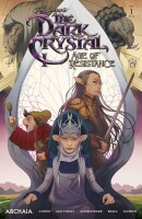 Jim Henson Dark Crystal Age of Resistance 1 Cover A