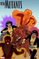 New Mutants War Children 1 Variant (Bob McLeod)