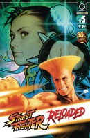 Street Fighter Reloaded 5 (of 6)