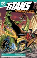 Titans Burning Rage 5 (of 7)