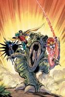 Titans Burning Rage 6 (Of 7)