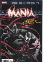 True Believers: Absolute Carnage - Mania