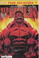 True Believers: Hulk - Red Hulk