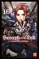Seraph of the End Band 16 - Vampire Reign (Kagami,...
