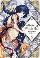 Atelier of Witch Hat 5 (Kamome Shirahama) Limited Edition