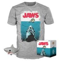 Der weiße Hai Funko POP! Figur + T-Shirt Set - Jaws...