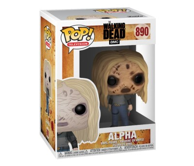 Walking Dead POP! PVC-Sammelfigur - Alpha (890)