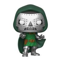 Fantastic Four POP! PVC-Sammelfigur - Doctor Doom (561)