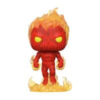 Fantastic Four POP! PVC-Sammelfigur - Human Torch (559)